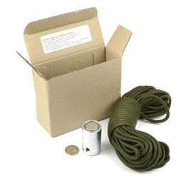 Treasure Hunt Magnet, with 15 m nylon cord (5 mm)