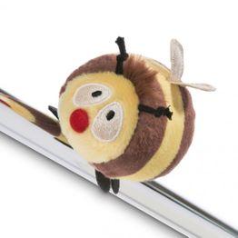 MagNICI magnetische Plüschtiere Biene, mit eingenähtem Magnet im Bauch, ca. 8 cm