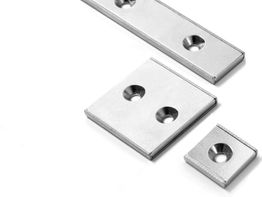 Channel magnets