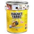 5 Liter Farbe, für eine Fläche von 10 m²