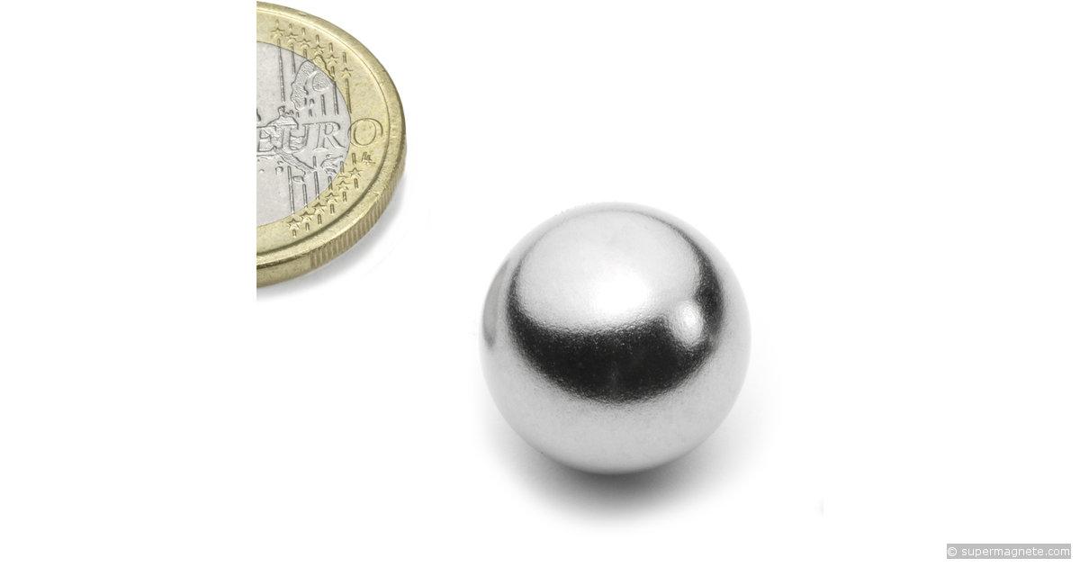 kugelmagnete magnetkugeln 19 mm neodym magnete. Black Bedroom Furniture Sets. Home Design Ideas