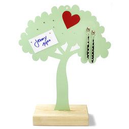 MB-15, Magnettafel Baum, mit Standfuß aus Holz