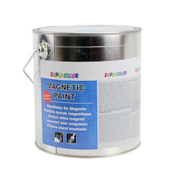 M-MP-2500, Magneetverf L, 2,5 liter verf, voor een oppervlakte van 5-7,5 m²