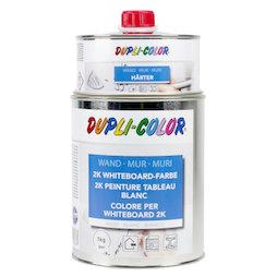 M-WP-1000/white, Whiteboardverf L 1 liter, voor een oppervlakte van 6 m², wit, niet magnetisch!