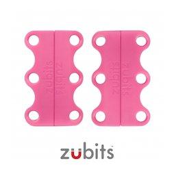 M-ZUB-01/pink, Zubits® S, lacci magnetici per le scarpe, per bambini & anziani, rosa