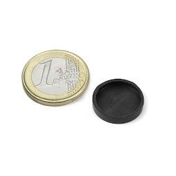 PAR-17, Gummi-Kappen Ø 17 mm, zum Schutz von Oberflächen