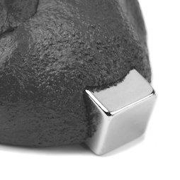 M-PUTTY-FERRO/black, Intelligent putty magnetisch, ferromagnetische klei, zwart, levering zonder magneet