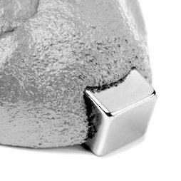 M-PUTTY-FERRO/silver, Thinking Putty magnetic, ferromagnetic putty, silver-coloured, magnet not included