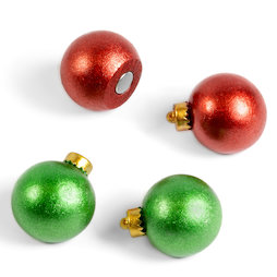 Mini Weihnachtskugeln.Mini Weihnachtskugeln