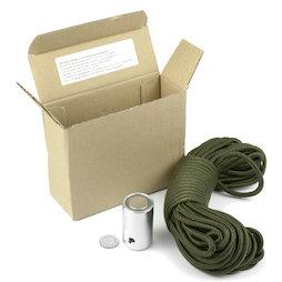 M-23, Aimant chercheur de trésor, aimant de levage, avec corde de nylon de 15 m