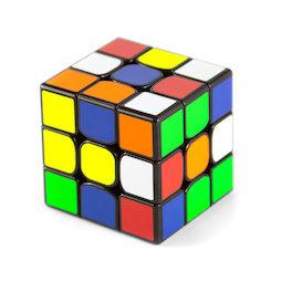 TG-CUBE-01, Zauberwürfel 3x3, Speedcube magnetisch, WeiLong GTS2M von MoYu
