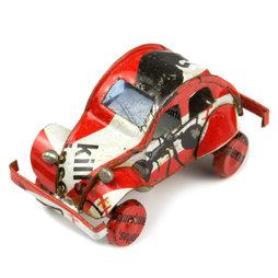 MCAR-01/car, MadagasCAR, mini-voertuigjes uit oude blikken, auto