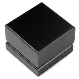 DLD-01/black, DIALEV, Set für Levitations-Experiment, mit schwebendem diamagnetischem Graphitplättchen, schwarz