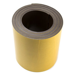 MT-150-STIC/05m, Magnetic adhesive tape ferrite 150 mm, self-adhesive magnetic tape, Roll at 5 m