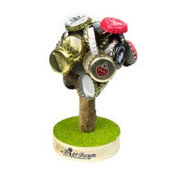 M-39, Albero della birra piccolo, raccoglitore magnetico di tappi a corona, ideale come regalino per le feste, raccoglie fino a 70 tappi a corona