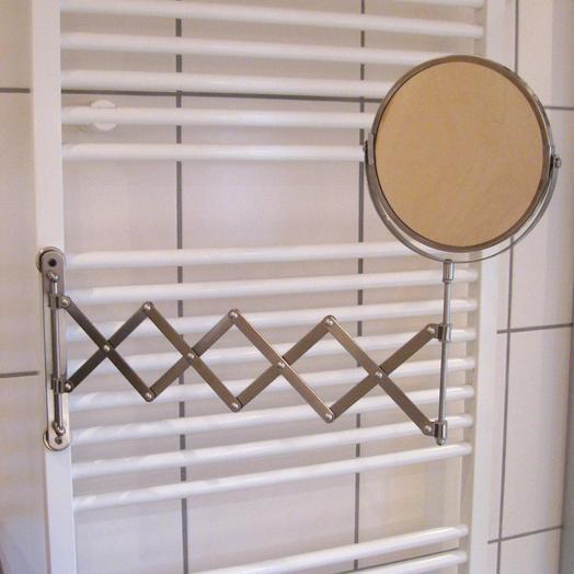 magnet anwendungen badezimmerspiegel befestigen. Black Bedroom Furniture Sets. Home Design Ideas