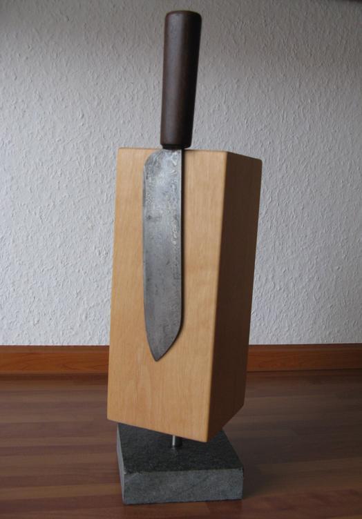magnet anwendungen design messerblock supermagnete. Black Bedroom Furniture Sets. Home Design Ideas