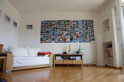 magnet anwendungen magnetische low cost fotowand aus. Black Bedroom Furniture Sets. Home Design Ideas