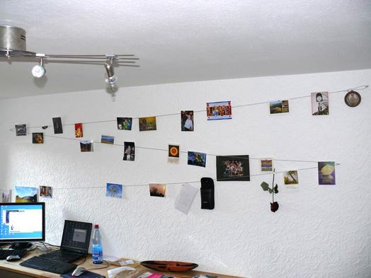 magnet anwendungen fotoseil mit magneten selbst basteln. Black Bedroom Furniture Sets. Home Design Ideas