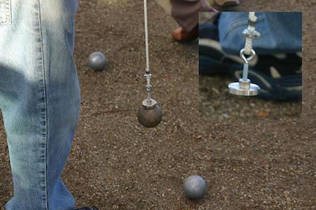 magnet anwendungen boule kugeln mit magneten aufheben supermagnete. Black Bedroom Furniture Sets. Home Design Ideas