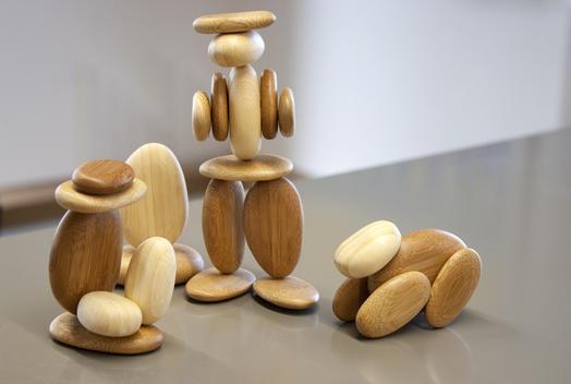 Magnet anwendungen bambusfiguren supermagnete for Innendekoration uster